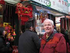 Randolfe Wicker celebrating Chinese New Years in Chinatown NYC (RYANISLAND) Tags: china nyc newyorkcity red ny newyork asian pig asia chinatown dragon bullock chinese chinesenewyear newyear bull ox pigs oxen chinesenewyears happynewyear asiangirl 212  colorred  chinatownnyc  dragoncostume yearoftheox happynewyears redcolor yearofthepig  asianculture randywicker randolfewicker chinatownnewyorkcity asianholiday gunin xnninkuil yearoftheearthox areacode212