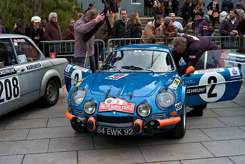 L9771216 - Rally Montecarlo Historique 2011