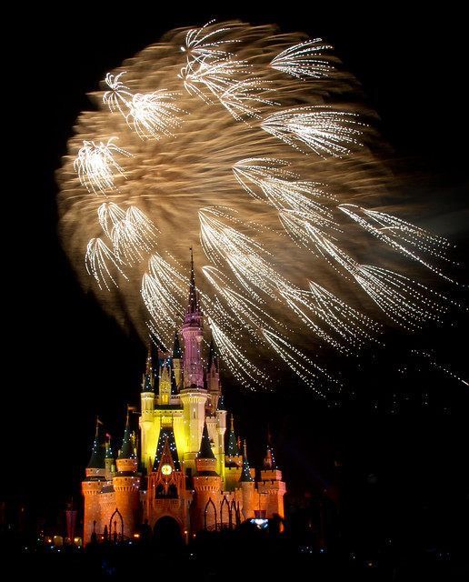 Magic Kingdom - Cloud of Sparks