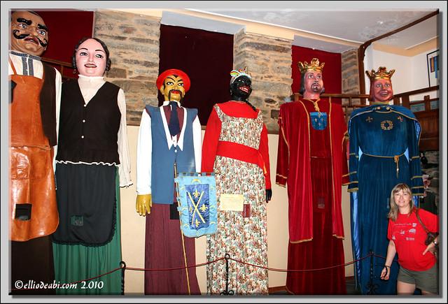 4 Museo de Cabezudos