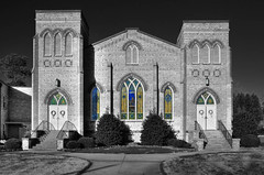 Week 5 (Steve Lindenman) Tags: church nc stainedglass norwood firstpresbyterian lindenman mcpproject52