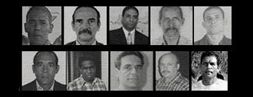 10 prisioneros