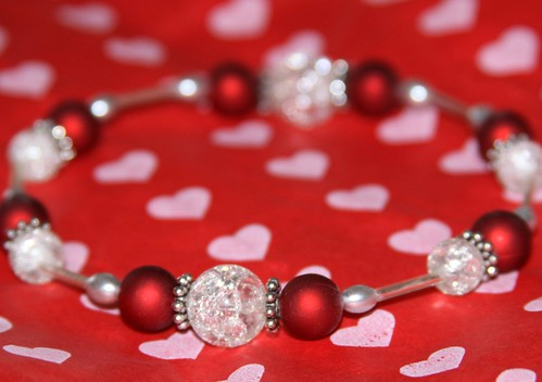 Valentine Anklet-BLOGGED