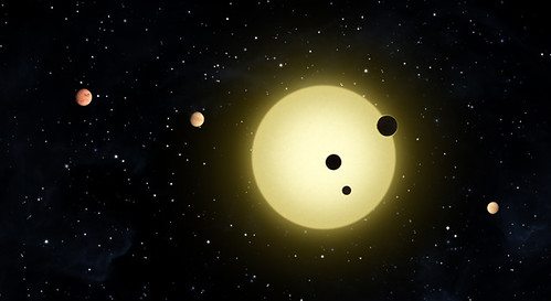 Kepler planet discovery