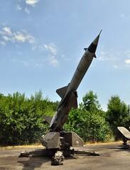 S-75 Dvina (The Adventurous Eye) Tags: antiaircraft playingwar s75 missilesystem dvina leanymilitarymuseum