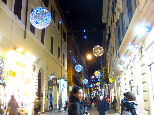 Near Piazza del Popolo