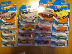 Hot Wheels shopping spree (Morning Toast) Tags: cars toys racing hotwheels matchbox collecting
