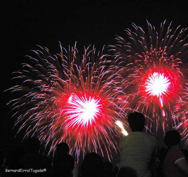 Philippines International Pyromusical Competition 2011