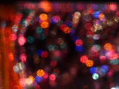 Dazzle Me Colorful (Jason A. Samfield) Tags: christmas holiday abstract beautiful beauty reflections holidays colorful pretty bokeh gorgeous christmaslights reflective headlamp holidaylights christmastime concave christmaslight shortdof holidaylight colorabstract bokehlicious bokehabstract colorfulbokeh bokehshine