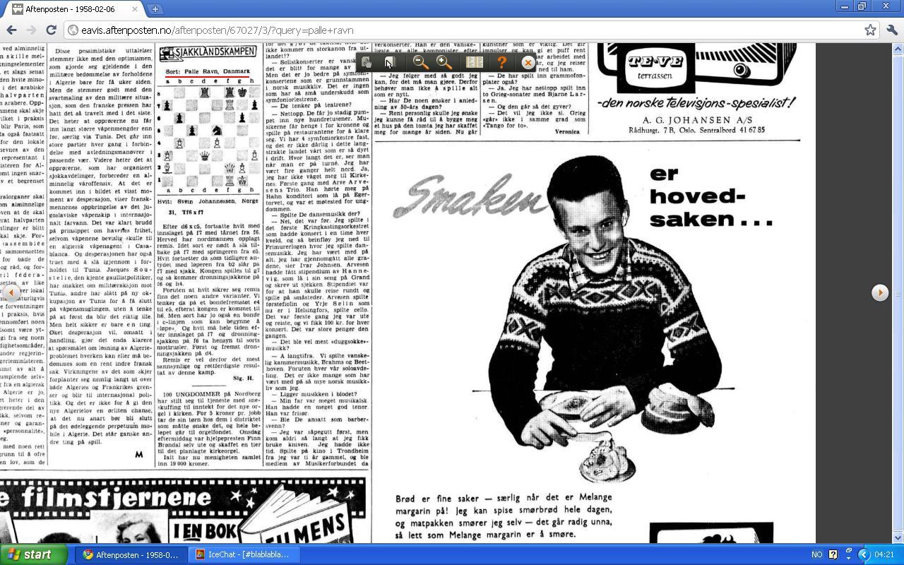 palle ravn sjakkspiller