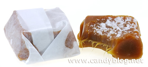 Helliemae's Classic Salt Caramels