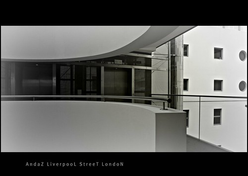 [ The ART of Architectural EXPRESSION ] AndaZ LiverpooL StreeT LondoN, EnglanD, UniteD KingdoM