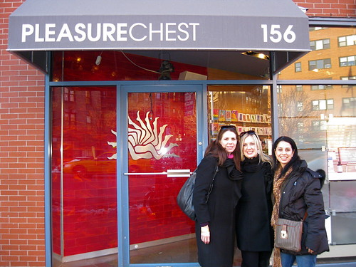 Sex and the City Tour: The Pleasure Chest