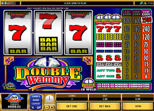 Double Wammy slot game online review