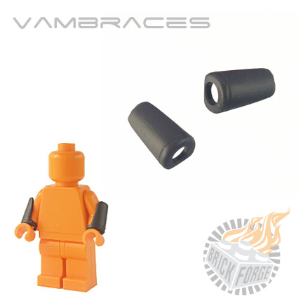 Vambraces - Steel