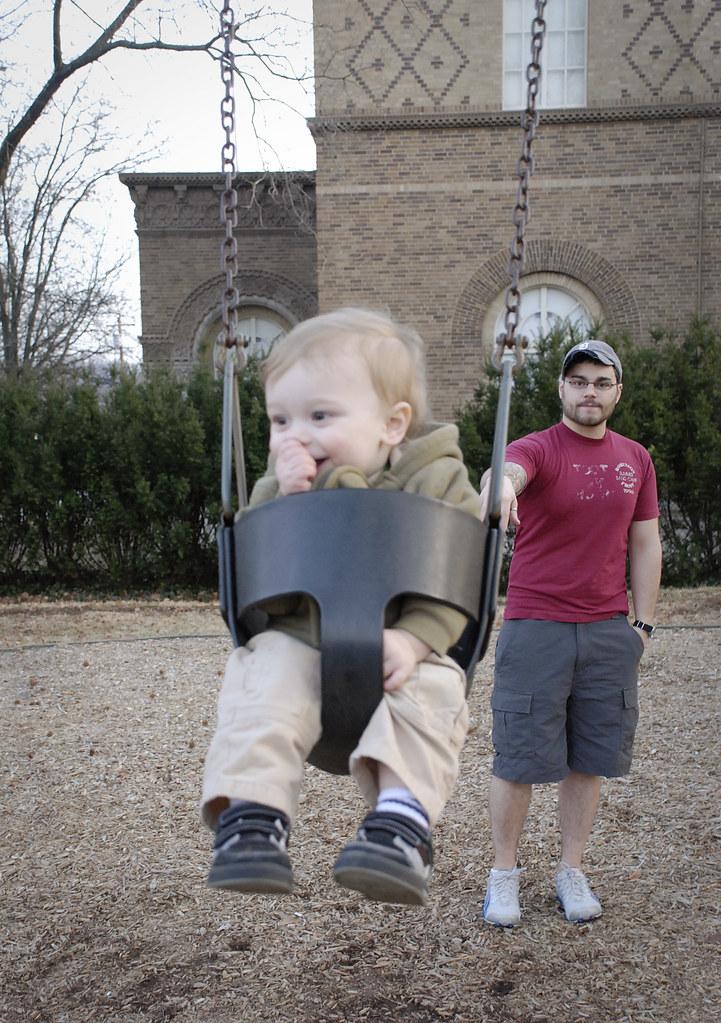 jude swinging
