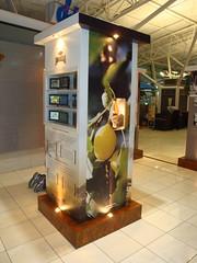 Amarula cream - liquor displays from 16mm X-Board