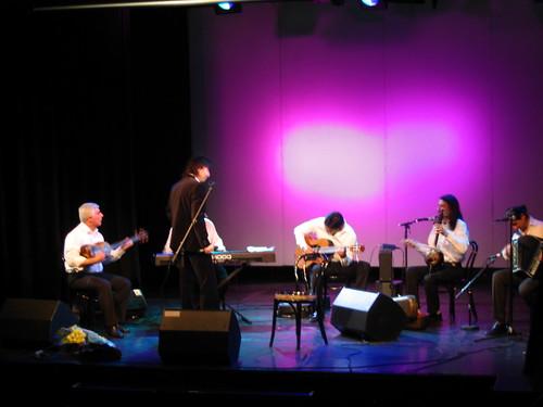 Tebrizli & Band from Azerbijan @ MS Innvik