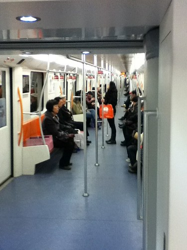 2011-02-07 - Spring Festival - 04 - Quiet subway