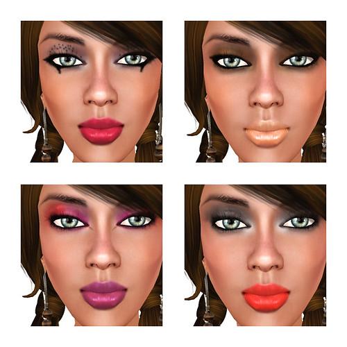 Aleida - Valentina - Makeups