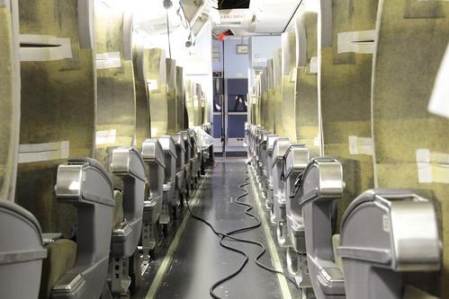 JAL 機体整備工場 見学会