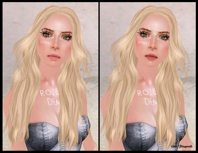 skin fair 2011 - rozena