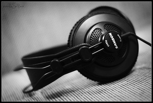 Samson Headphones #1