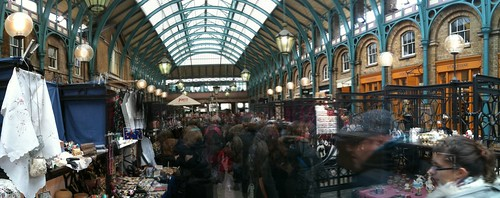Covent Garden panorama