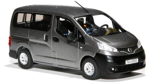 Eligor Nissan NV200 minibus
