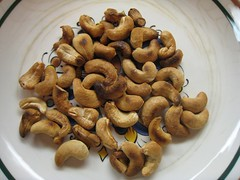 Toasted Cashews