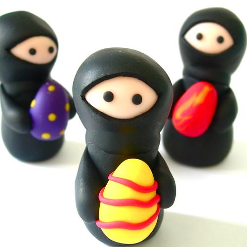 Easter Ninjas