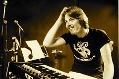 Nick Oosterhuis @ Rainbow Studio, The Netherlands 1978
