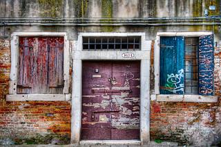 Long Forgotten - (HDR Venice, Italy)