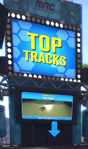 ModNation Racers: top