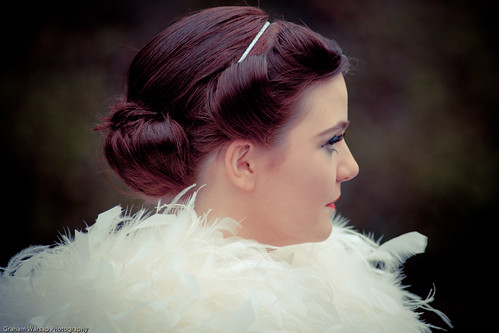 Vintage Wedding Dress Shoot-3935