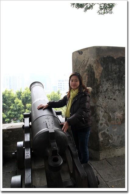 澳門大砲台08
