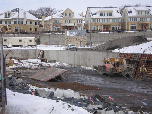 Beerline B Apartments Under Construction