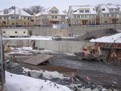 Beerline B Apartments Under Construction