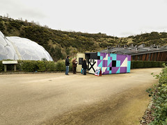 The Eden Project Container (dott shot) Tags: design cornwall container eden cds2011