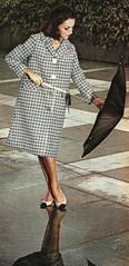 Julie Christine (Famous Fashionistas (First)) Tags: 1970 1960s chanel vintagefashion vintagemagazine frenchvogue 1960sfashion juliechristine