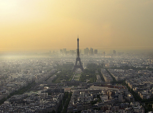 Vistas desde la Torre Montparnasse by Kaosjsi