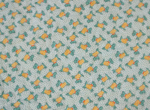 Original Scottie Dog 30's Fabric