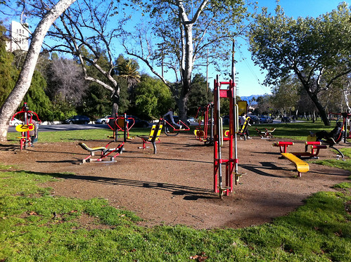 playground for adults highland park