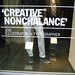 'Creative nonchalance'