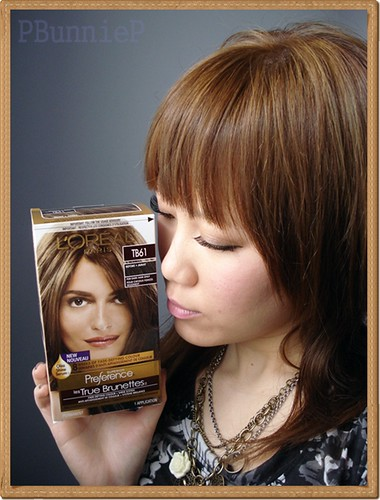 L'Oreal Superior Preference Haircolour TB61