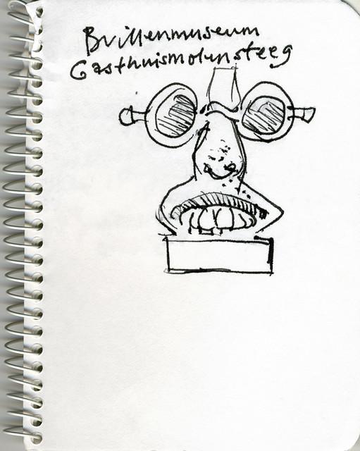 Brillenmuseum sketch