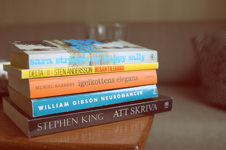 book list - february