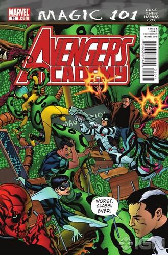 Avengers Academy 10