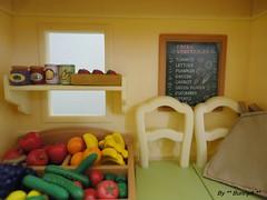 My Vegetable Store