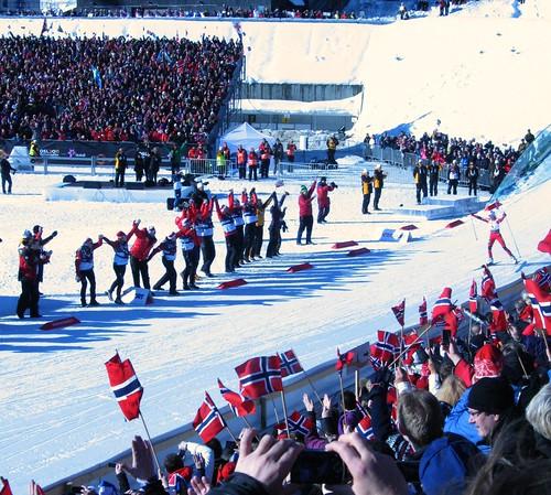 Vm i Oslo